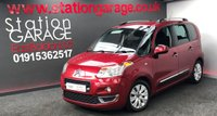 2011 CITROEN C3 PICASSO 1.6 PICASSO EXCLUSIVE HDI 5d 90 BHP £4695.00