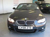 2008 BMW 3 SERIES 3.0 330I M SPORT 2d AUTO 269 BHP £10995.00