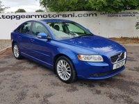 2010 VOLVO S40 2.0 SE D 5d 135 BHP £3295.00