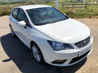 2015 SEAT IBIZA 1.4 TOCA 5d 85 BHP £7995.00