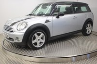 USED 2009 58 MINI CLUBMAN 1.6 COOPER 5d 118 BHP ESTATE