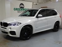 USED 2015 15 BMW X5 3.0 40d M Sport xDrive (s/s) 5dr