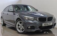 2014 BMW 3 SERIES GRAN TURISMO 2.0 320D M SPORT GRAN TURISMO 5d AUTO 181 BHP £16490.00