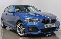2016 BMW 1 SERIES 2.0 120D M SPORT 3d 188 BHP £16490.00