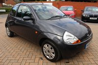 2005 FORD KA 1.3 COLLECTION 3d 69 BHP £1295.00