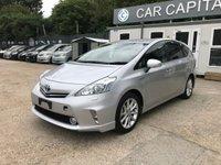 2012 TOYOTA PRIUS PLUS 1.8 HYBRID VVTI T4 5d AUTO 7 SEATS £13495.00