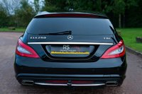 USED 2013 63 MERCEDES-BENZ CLS CLASS 2.1 CLS250 CDI BlueEFFICIENCY AMG Sport Shooting Brake 7G-Tronic Plus (s/s) 5dr COMMAND+HEATED LEATHER