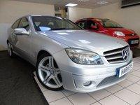 2010 MERCEDES-BENZ CLC CLASS 2.1 CLC220 CDI SPORT 3d AUTO 150 BHP £6695.00