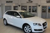 USED 2011 60 AUDI A3 2.0 SPORTBACK TDI SE 5d 138 BHP FULL SERVICE HISTORY + £30 ROAD TAX + ELECTRIC WINDOWS + ELECTRIC/HEATED MIRRORS + 16 INCH ALLOYS + AIR CONDITIONING