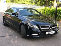 USED 2011 G MERCEDES-BENZ CLS CLASS 3.0 CLS350 CDI SPORT AMG 4d AUTO 265 BHP