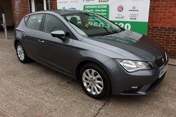2013 SEAT LEON 1.6 TDI SE 5d 105 BHP £5999.00
