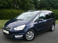 USED 2015 15 FORD GALAXY 2.0 ZETEC TDCI 5d AUTO POWER SHIFT 138 BHP 7 SEATER