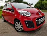 2013 CITROEN C1 1.0 VTR 5d VERY LOW MILES £3775.00