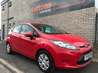 2009 FORD FIESTA 1.6 ECONETIC TDCI 5d 88 BHP £SOLD