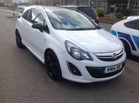 2014 VAUXHALL CORSA 1.2 LIMITED EDITION 3d 83 BHP £5695.00