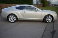 USED 2010 BENTLEY CONTINENTAL GT 6.0 Mulliner Used 2010 BENTLEY CONTINENTAL from David Wren Cars, quality used cars Berkshire