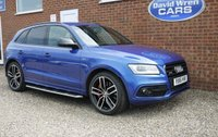 USED 2016 16 AUDI Q5 SQ5 PLUS TDI QUATTRO 2016 Big Spec,lowest mileage online