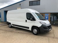 2016 CITROEN RELAY 2.0 35 L3H2 ENTERPRISE BLUEHDI 1d 129 BHP £11995.00