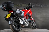 USED 2015 65 DUCATI MULTISTRADA 1200  GOOD & BAD CREDIT ACCEPTED, OVER 500+ BIKES IN STOCK