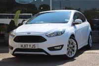 2017 FORD FOCUS 1.5 ST-LINE 5d 148 BHP £15174.00