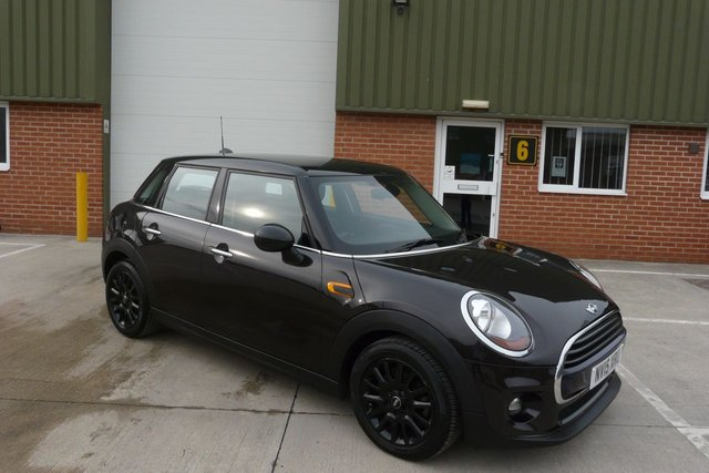 2015 15 MINI HATCH COOPER 1.5 COOPER D 5d 114 BHP