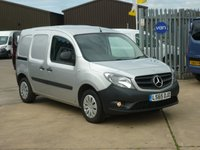 2015 MERCEDES-BENZ CITAN 1.5CDi 109  90 BHP Air con bluetooth front fog lights and much more  £7995.00