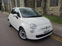 2011 FIAT 500 1.2 S 3d 69 BHP £4495.00