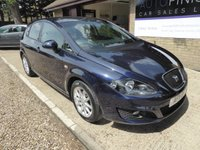 USED 2011 11 SEAT LEON 2.0 CR TDI SE 5d 140 BHP # FULL SERVICE HISTORY # 1 KEEPER # 2 KEYS #