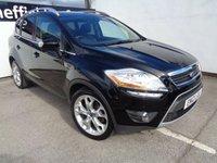 2012 FORD KUGA 2.0 TITANIUM X TDCI 5d 163 BHP £9675.00