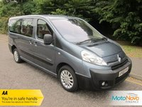 2008 CITROEN DISPATCH 2.0 COMBI HDI L2H1 SX 9STR 5d 118 BHP £8000.00