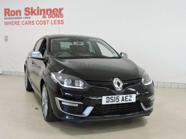 View our 2015 15 RENAULT MEGANE 1.6 GT LINE TOMTOM ENERGY DCI S/S 5d 130 BHP