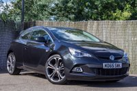 2015 VAUXHALL ASTRA 1.4 GTC LIMITED EDITION 3d 138 BHP £10250.00