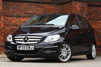 USED 2009 59 MERCEDES-BENZ B CLASS 1.7 B180 Sport CVT 5dr **NOW SOLD**
