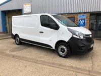 USED 2015 65 VAUXHALL VIVARO 1.6 2900 L2H1 CDTI P/V 1d 114 BHP ***FINANCE AVAILABLE *** CALL NOW OR APPLY ONLINE