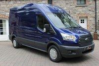 2014 FORD TRANSIT 2.2 350 TREND H/R P/V 1d 124 BHP £12250.00