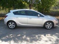USED 2015 15 VAUXHALL ASTRA 2.0 SRI CDTI 5d AUTO 163 BHP