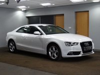 USED 2014 64 AUDI A5 2.0 TDI SE 3d 177 BHP++FULL LEATHER++
