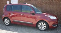 USED 2009 59 CITROEN C3 PICASSO 1.6 PICASSO EXCLUSIVE HDI 5d 90 BHP FSH,Freshly Serviced,NEW MOT