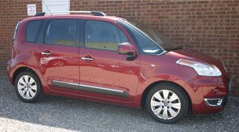 2009 CITROEN C3 PICASSO 1.6 PICASSO EXCLUSIVE HDI 5d 90 BHP £SOLD