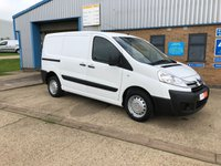 2015 CITROEN DISPATCH 1.6 1000 L1H1 ENTERPRISE HDI 1d 89 BHP £8195.00