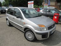 2006 FORD FUSION 1.4 STYLE 5d AUTO 80 BHP £1250.00