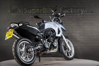 USED 2008 08 BMW F650 GS 800CC) GOOD & BAD CREDIT ACCEPTED, OVER 500+ BIKES IN STOCK