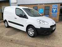USED 2014 14 PEUGEOT PARTNER 1.6 HDI PROFESSIONAL L1 625 1d 74 BHP PRICED TO SELL !!!!