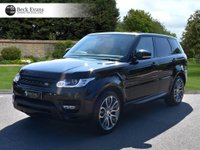 USED 2014 64 LAND ROVER RANGE ROVER SPORT 3.0 SDV6 HSE DYNAMIC 5d AUTO 288 BHP 7 SEATER 7 SEATER PANORAMIC SUNROOF
