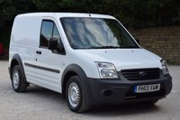 2013 FORD TRANSIT CONNECT 1.8 T200 LR 1d 74 BHP £4950.00