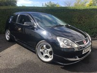 2004 HONDA CIVIC 2.0 TYPE-R 3d, OUTSTANDING PERFORMANCE AND FULL SERVICE HISTORY £4995.00