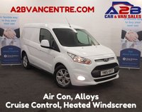 USED 2015 15 FORD TRANSIT CONNECT 1.6 200 LIMITED 115 BHP Bluetooth Phone Connectivity, Factory Fit Alarm, Air Con, Cruise Control **Drive Away Today**  01709 866668