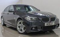 USED 2015 64 BMW 5 SERIES 2.0 520D M SPORT 4d 188 BHP