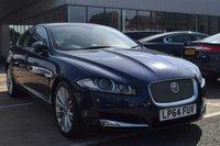 2014 JAGUAR XF 3.0 D V6 PORTFOLIO 4d AUTO 240 BHP £18795.00