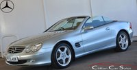 USED 2005 05 MERCEDES-BENZ SL SL500 CONVERTIBLE AUTO 302 BHP Finance? No deposit required and decision in minutes.